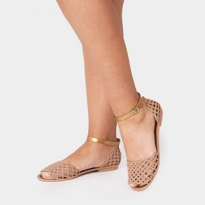 Sandale Dama, Lexi, Beige 1