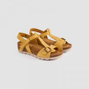 Sandale dama, MELISSA , Mustar