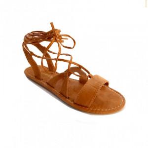 Sandale Dama, RENA, Tan