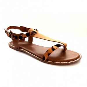Sandale Dama, SAGE, Camel