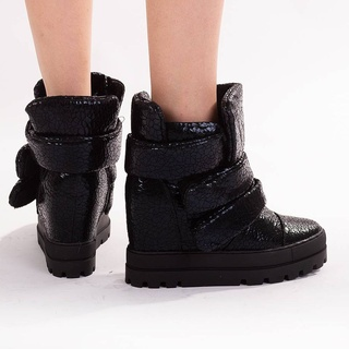 Sneakers trendy Lucia blk