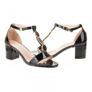 Sandale office elegante Tania blk