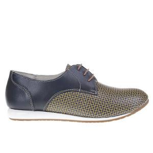 Pantofi din piele naturala Daniel