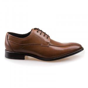 Pantofi office din piele naturala Italian style