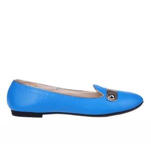 Balerini Daisy albastri