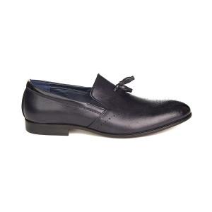 Pantofi barbati Antonio blu