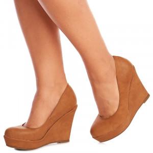 Pantofi cu talpa ortopedica comoda Paris