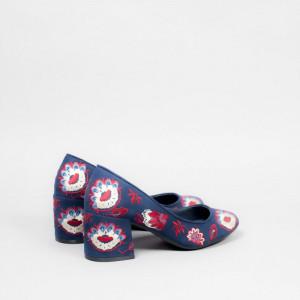 Pantofi dama LISA marino