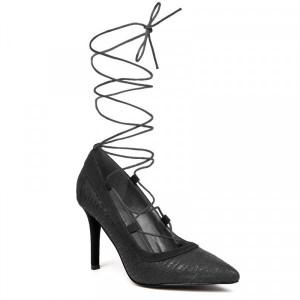 Pantofi dama, Negru C