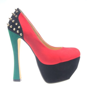 Pantofi dama red Spider
