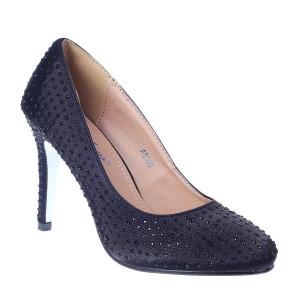 Pantofi de ocazie Matilda negri