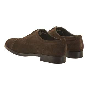 Pantofi din piele naturala Italia velur Albert