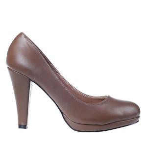 Pantofi khaki Yanna
