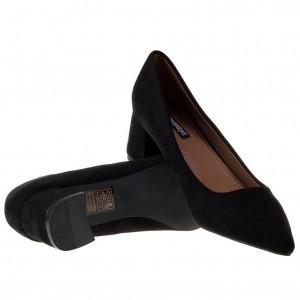 Pantofi office din velur Andra blk
