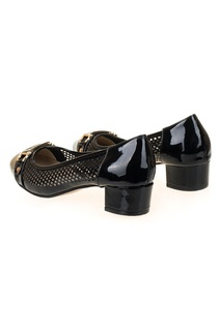 Pantofi office Sandy blk
