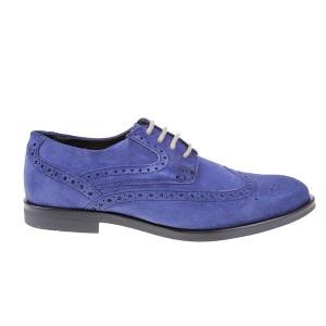 Pantofi oxford din piele naturala Bluemarines