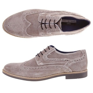 Pantofi oxford din piele naturala Tony 1