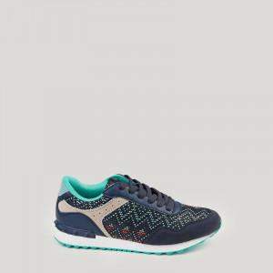 Pantofi sport, CARYN, Navy