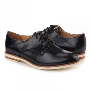 Pantofi sport chic Salma nero