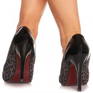 Pantofi stiletto cu toc inalt Alberta