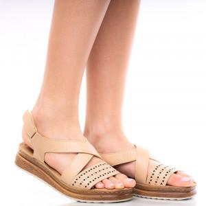 Sandale dama cu talpa usoara Bianca