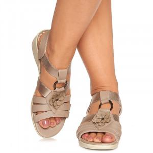 Sandale Dama Gri - Lolita