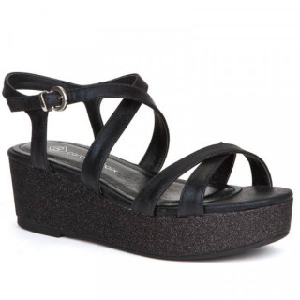 Sandale Dama, Negru