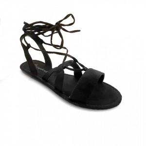 Sandale Dama, RENA, Negru
