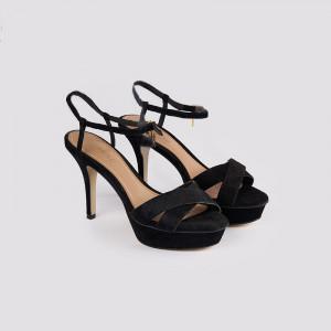 Sandale Dama ZETA, negru