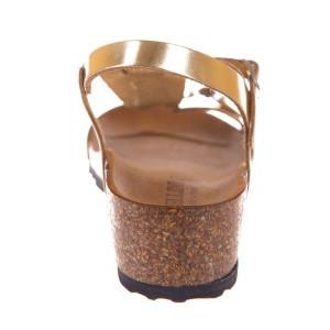 Sandale din piele naturala Via Alba