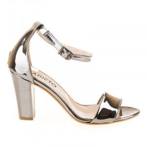 Sandale elegante metalice Alma
