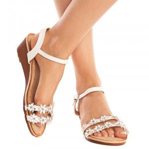 Sandale lejere cu platforma joasa Andra