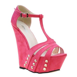 Sandale rosii Libby