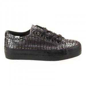 Sneakers croco fete Alma