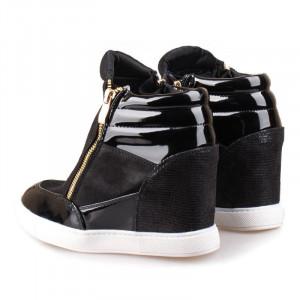 Sneakers cu talpa inalta Sabrina Matar