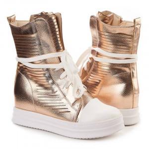 Sneakers inalti Layla bronze