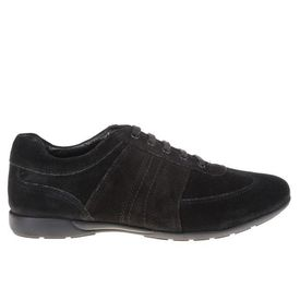 Pantofi casual din piele naturala intoarsa Christo