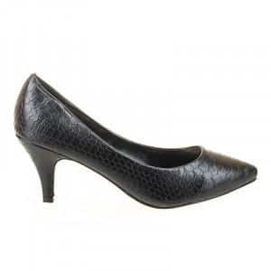 Pantofi stiletto cu toc Mia