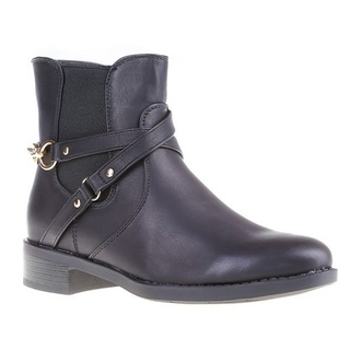 Botine Chieko black