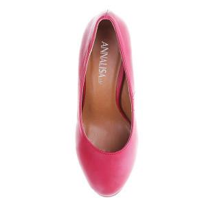 Pantofi Annaliz red