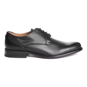 Pantofi barbati din piele naturala Alfonso negru