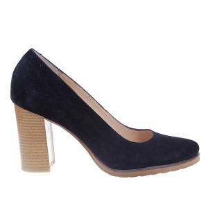Pantofi casual din piele naturala Dana