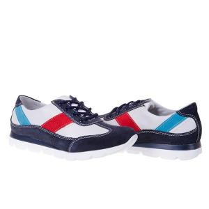 Pantofi casual din piele naturala Kim