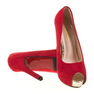 Pantofi cu platforma chic Adelina