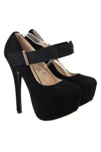Pantofi cu platforma Gilda