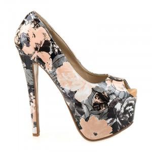 Pantofi cu platforma Lolita