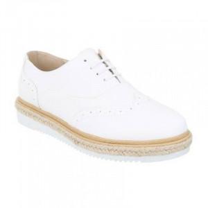 Pantofi dama, Alb