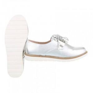 Pantofi dama, Argintiu