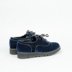 Pantofi dama CLEOPATRA bleumarin
