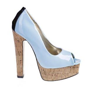 Pantofi Giselle bleu